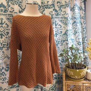 🎉 Free People Belled Sweater 🎉